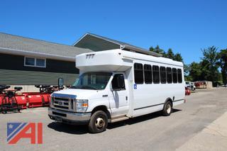 2012 Ford E450 Wheelchair Bus
