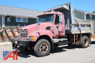 2005 Mack CV712 Dump Truck