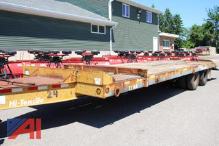 2002 Eager-Beaver 12HA Trailer with Ramps
