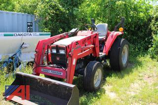 2005 Massey-Ferguson 1466 Tractor