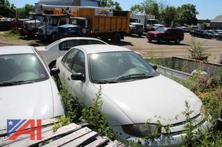 2003 Chevy Cavalier Sedan (Parts Only)