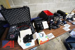 Digital & SLR Cameras & Related