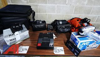 Camera Equipment & Related