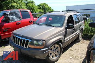2001 Jeep Grand Cherokee SUV