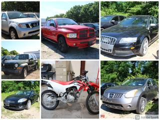 Town of Brookhaven Impounded Vehicles-NY #25334