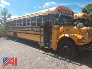 (#295) 2003 International/Bluebird 3800 School Bus