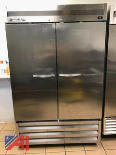 Beverage-Aire Freezer