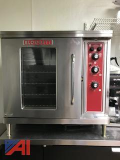 Blodgett Counter Convection Oven