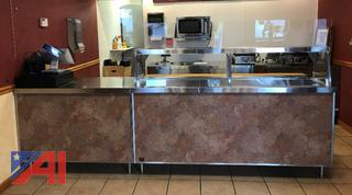 Duke Heritage Refrigerated Prep Counter & Table