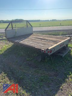 Homemade 10' Flatbed