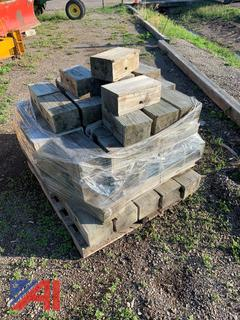 Cribbing-Blocks of Wood
