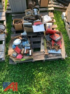 Truck Parts, Pallet #14