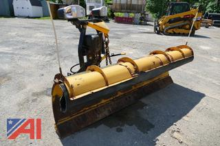 8' Fisher Minute Mount 2 Storm Guard Plow