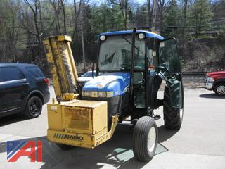 2003 New Holland TN70D Tractor