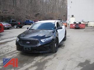 2014 Ford Taurus 4 Door/Police Interceptor
