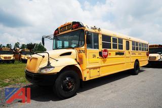 2010 International CE Full Size School Bus/374