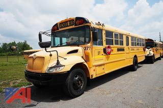 2010 International CE Full Size School Bus/377