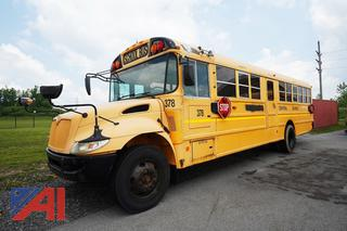 2010 International CE Full Size School Bus/378