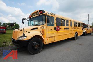 2010 International CE Full Size School Bus/379