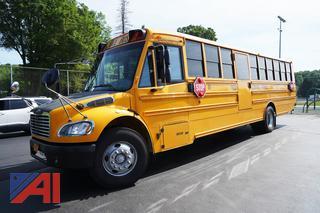 2012 Freightliner/Thomas C2 Saf-t-Liner Full Size School Bus/81