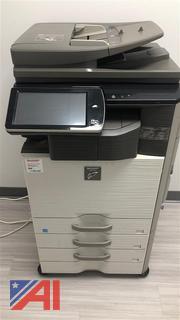 Sharp MX-3140 Color Laser Multifunction Printer