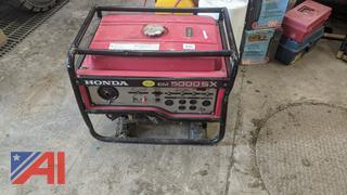 Honda EM5000 SX Generator