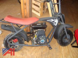 (#1772) Motovox Minibike