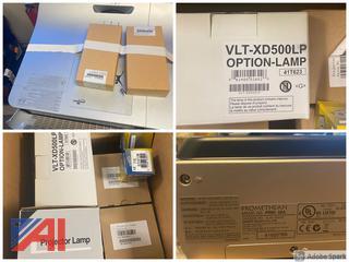 (#6) Various Multi Media Equipment
