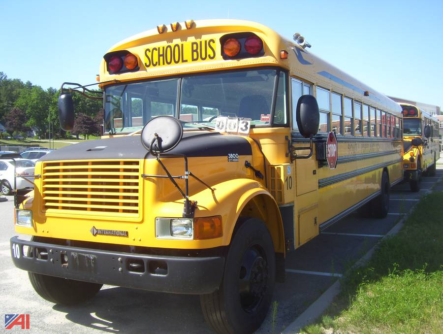 City of South Portland School Transportation-ME #25375