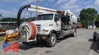 2003 Sterling L70 2110 Vactor & Jet Rodder Sewer Truck