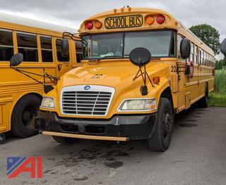 *Lot Updated* 2008 Blue Bird Vision School Bus