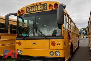 *Lot Updated* 2012 Thomas FreightLiner School Bus
