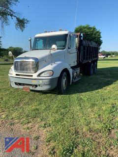 2001 Freightliner Columbia 120 Dump Truck