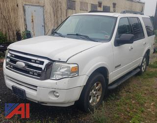 (#2) 2008 Ford Expedition XLT SUV