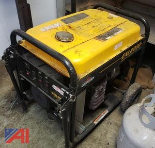 (#6) Briggs & Stratton EXL8000 Generator