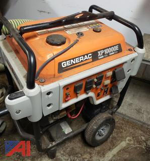 (#8) Generac XP10000E Generator