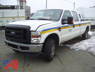 2009 Ford F250 Pickup N1773