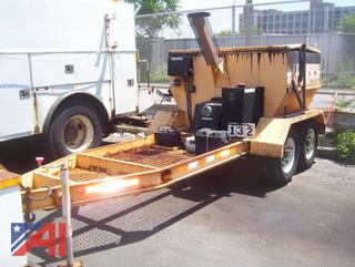 2011 KM International KM4000T Hot Box N1765