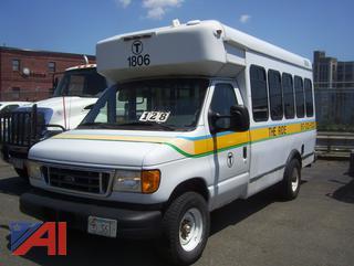 2007 Ford E350 Bus N1806