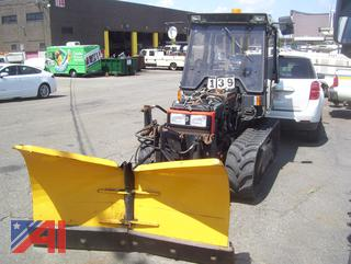 **Lot Updated** 2000 SAME Rock 60 Tractor