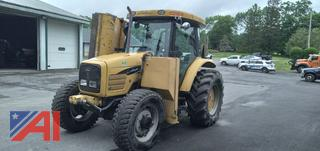 2007 Challenger MT445B Cab Tractor with Attachments