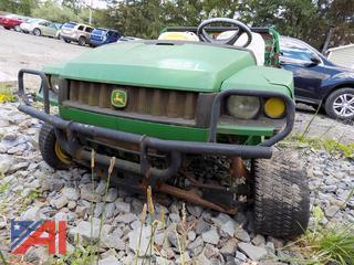 John Deere HPX Gator, Parts Only