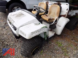 John Deere 6 x 4 Cart, Parts Only
