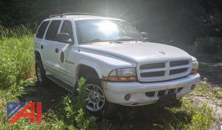 2001 Dodge Durango Suburban