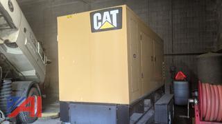 Trailer Mounted Caterpillar 150KW Generator