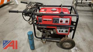 Honda Generator/Welder, EW 171
