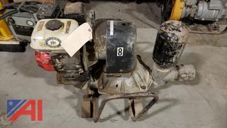"""3"""" Honda Diaphragm Full Trash Water Pump"""