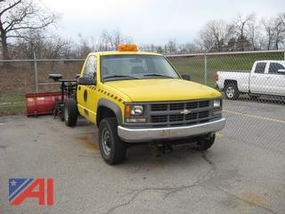 1997 Chevy C/K 2500 Cab and Chassis