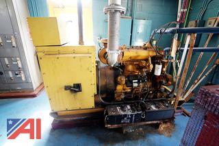 CAT 105kW Diesel Standby Generator