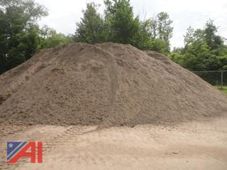 Screened Roadside Topsoil